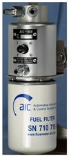 AIC 908 Veritas fuel flow meter
