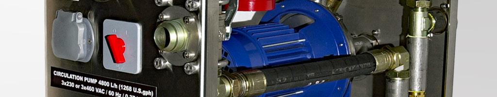 AIC 8000 Big Brother fuel flow meter