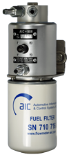 AIC 908 Veritas fuel flow meter
